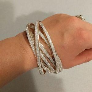 Interlocking bracelets